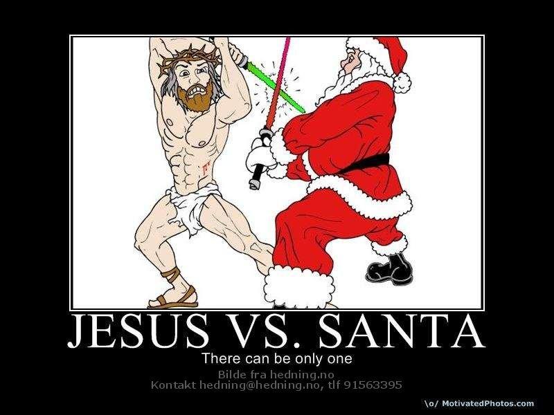Jesus-vs-Santa