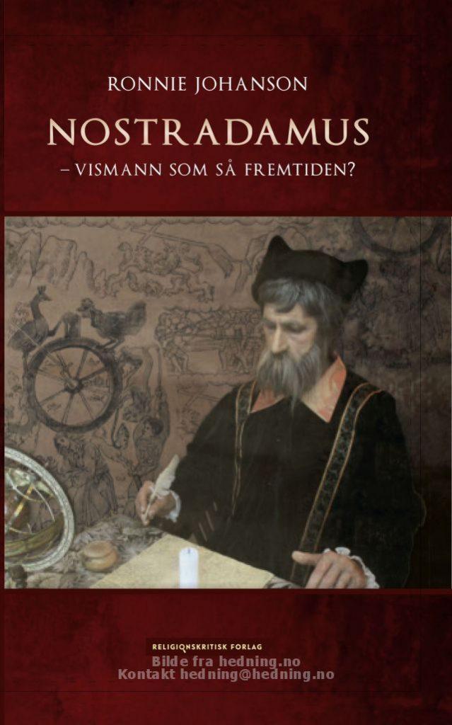 Ronnie-Johanson-Nostradamus