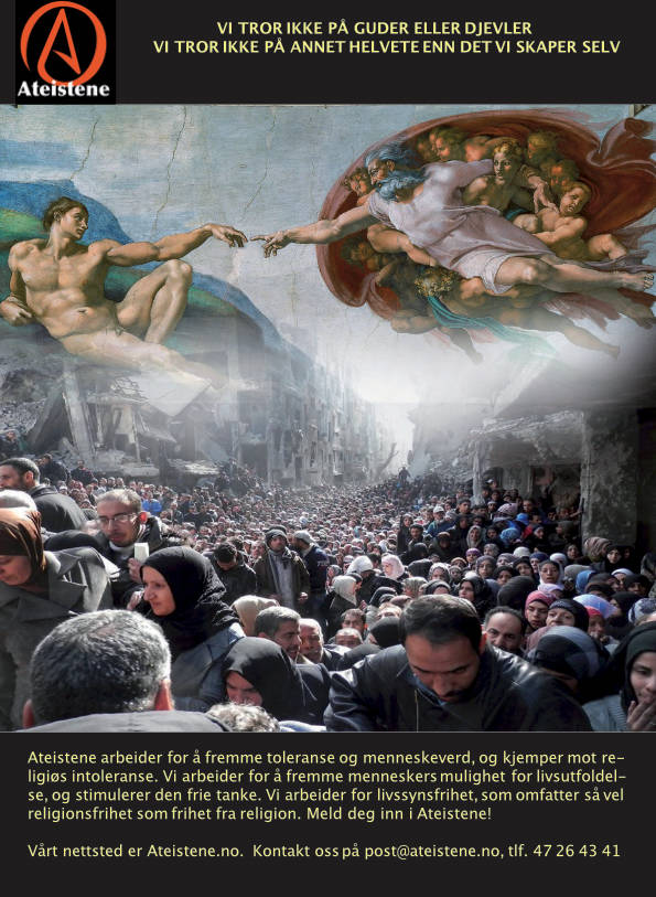 Ateistene