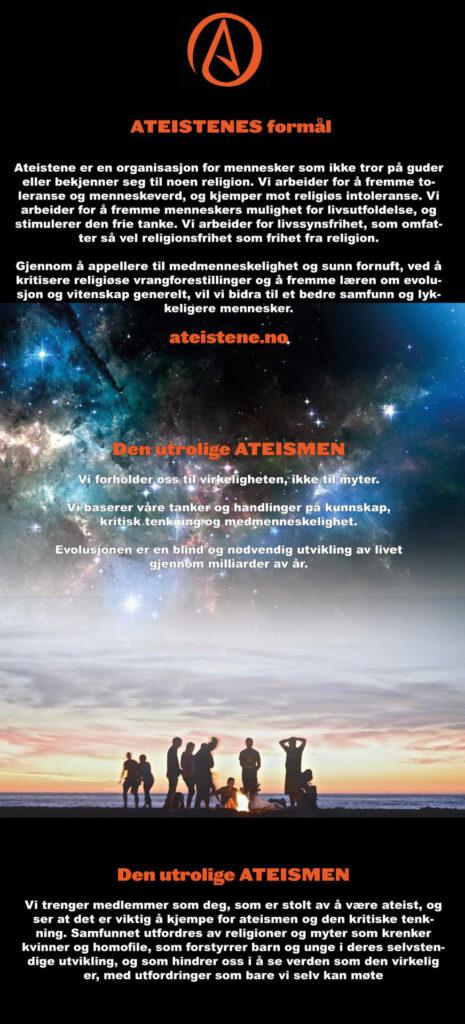 Ateistenes-Formaal