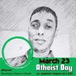 Atheist-because-I-dare-to-think