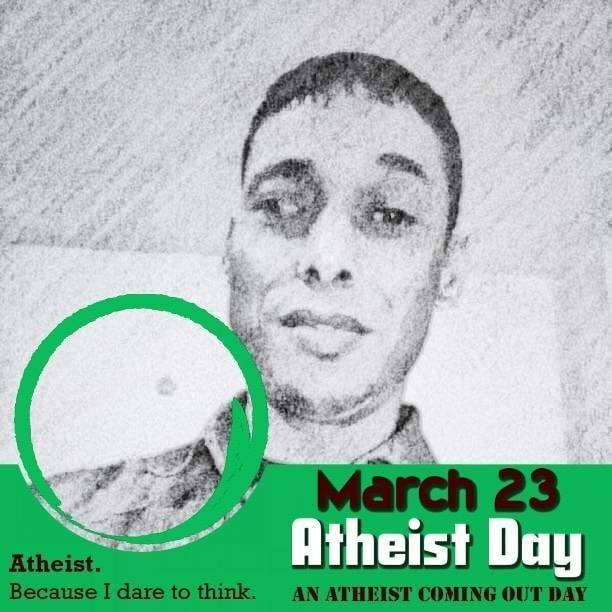 Atheist-because-I-dare-to-think